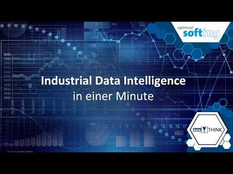 Industrial Data Intelligence - in einer Minute