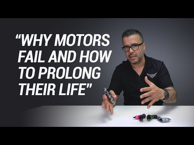 Why Tattoo Machine Motors Fail & How To Prolong Their Life