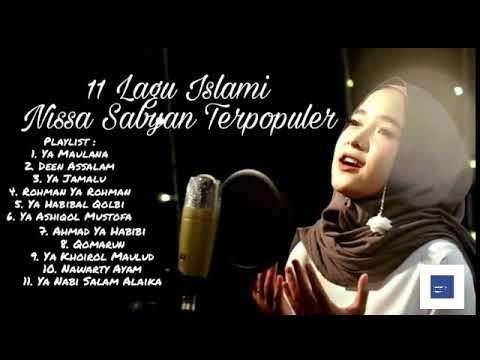 Kumpulan Lagu Islami Nissa Sabyan Terpopuler
