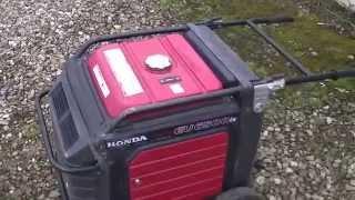 honda eu6500is inverter generator