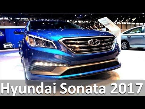 Nuevo Hyundai Sonata 2017 Consumo Precio Ficha Técnica