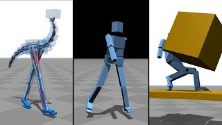 Flexible Muscle-Based Locomotion for Bipedal Creatures thumbnail