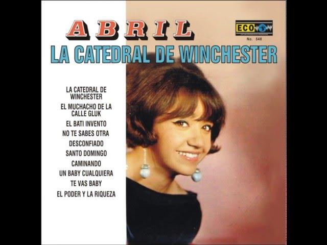 LA CATEDRAL DE WINCHESTER   ABRIL
