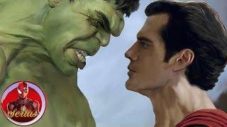 7 Superhéroes de DC que derrotarían a Hulk