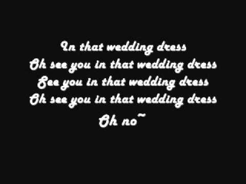 Wedding DressEnglish Version  Tommy C & J Reyez =Lyrics =