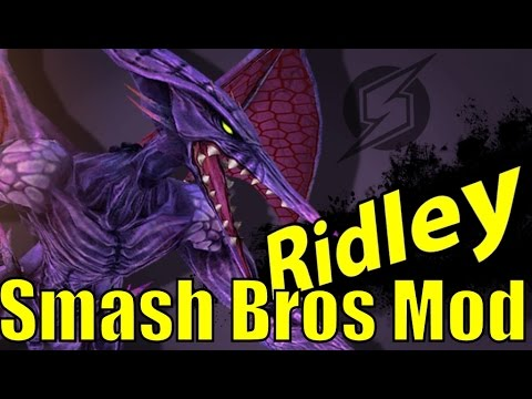 Download Youtube: Ridley Mod is Quite IMPRESSIVE and Balanced in Super Smash Bros Brawl/PM