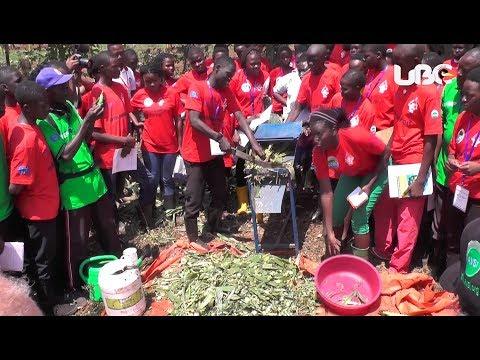 FARM CAMP 2017 GAYAZA HIGH SCHOOL UGANDA