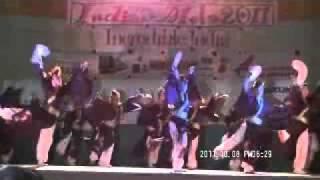 インディアメーラーでの演舞です。