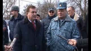 ОМОН МВД РФ по РИ отмечает 20 летие