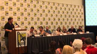 2014 SDCC | Putting the Epic in Epic Fantasy
