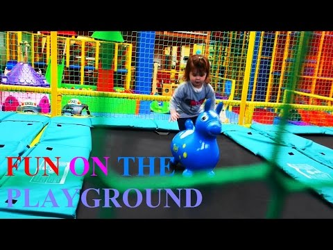 Playground Fun Play Place for Kids play centre ball playground with balls play room playroom