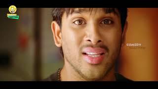 Genelia And Allu Arjun Funny Comedy Scene | Super Hit Movie Comedy Scene | Comedy Junction