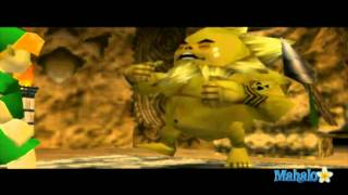 Legend of Zelda: Ocarina of Time Walkthrough - Goron City