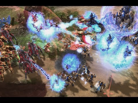 Sunday Series - Dear (P) vs Zest (P) Best of 5 - StarCraft 2 - Legacy of the Void 2019