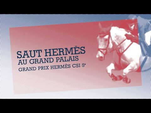 Saut Hermès 2016 – Grand Prix Hermès CSI 5* – Class 9