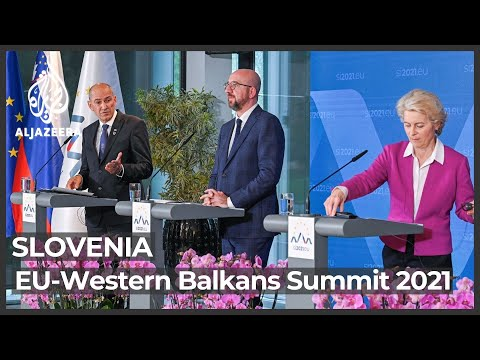 EU leaders fail to give western Balkans timeline for membership