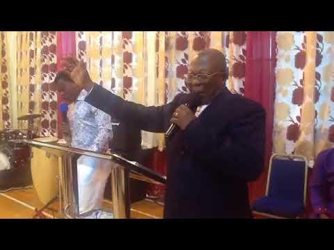 cfc international church birmingham branch uk sermo by Rev.BRITWUM