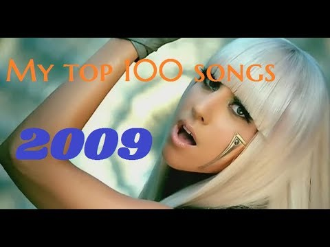 My top 100 songs of 2009