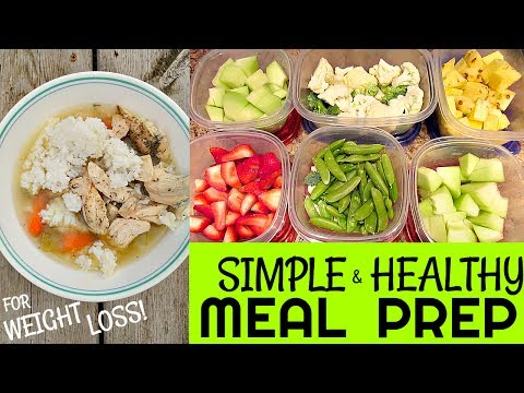 simple-&-healthy-meal-prep-for-extreme-weight-loss!!!