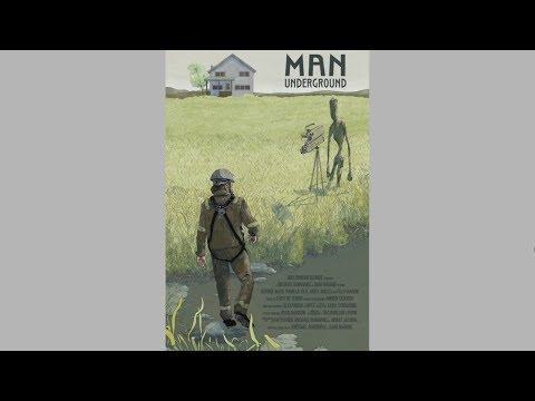 Man Underground - TRAILER #1 (2017)