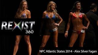 NPC Atlantic States 2014 - Alex Silver Fagan