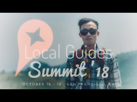 Google Local Guides Summit 2018 | Application Video | Ade Yazid Hilmi | Indonesia