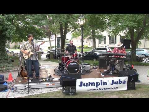 Evening Serenades Featuring Jumpin' Juba