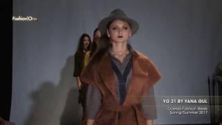 Показ    YG 21 BY YANA GUL,  Odessa Fashion Week, Весна Лето 2017