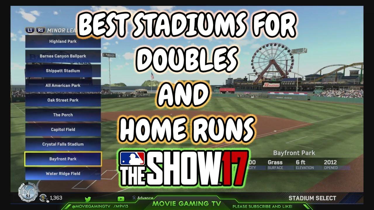 Best Stadium For Home Runs Mlb The Show
