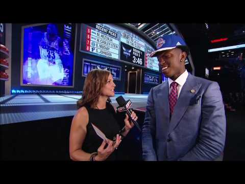 Pistons Select Stanley Johnson 8th in 2015 NBA Draft