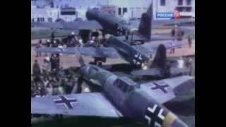 Кинохроника СССР-Трофеи великих битв  ч1
