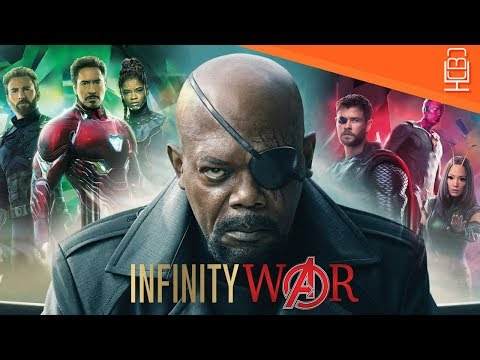 IS Nick Fury in Avengers Infinity War or Anything Else?