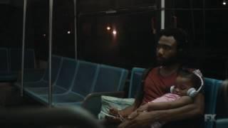 Atlanta FX Bus scene (Ahmad White and Donald glover)
