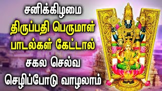 LORD BALAJI SONG WILL PROVIDE ALL WEALTH & RICHNESS IN LIFE | Powerful Perumal Tamil Devotional Song