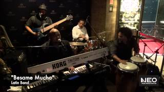 """Besame Mucho"" Latin Band - Neo Music Production"