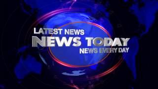 Трейлер ютуб канала (Youtube channel) НОВОСТИ СЕГОДНЯ NEWS TODAY