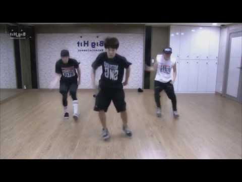 BTS Dance break Practice mirror