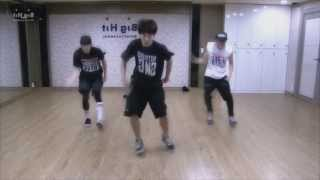 Baixar BTS Dance break Practice (mirror) HD