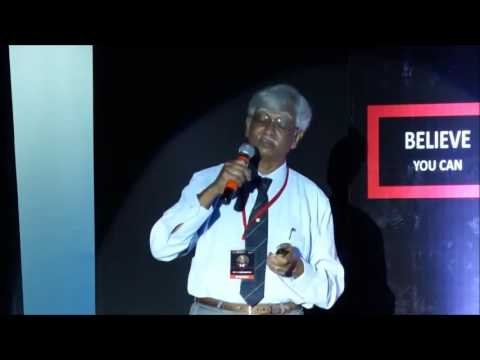 Footprints on the Sands of Space Science & Technology   Dr. V Adimurthy   TEDxIIMIndore