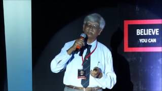 Footprints on the Sands of Space Science & Technology | Dr. V Adimurthy | TEDxIIMIndore