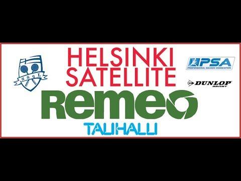 Helsinki Satellite 2017 1. päivä