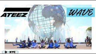 [KPOP IN PUBLIC CHALLENGE NYC] ATEEZ(에이티즈) - WAVE Dance Cover