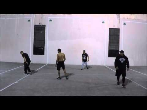 Bori & Jose vs Alexis & Ish Game 2