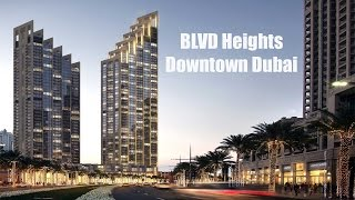 Upcoming Project in Downtown Dubai - BLVD Heights
