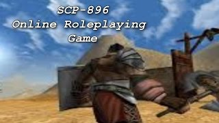 SCP-896 Online Role Playing Game