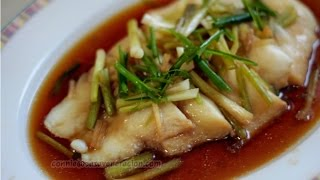Steamed Fish Fillet Chinese Style | Steamed Fish Fillet Recipes | Steamed Fish Fillet with garlic