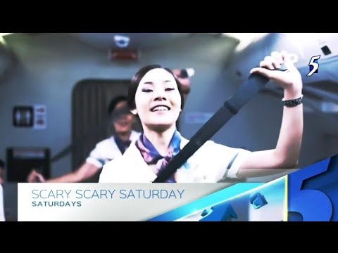 Thai Horror Movies on Channel 5 Singapore