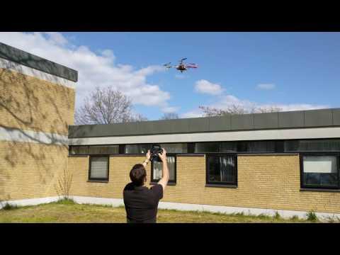 LaunchPad Flight Controller LIDAR-Lite v3 altitude hold