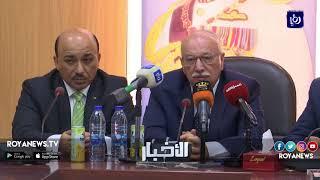 وزيرا الأشغال الأردني والفلسطيني  يزوران جسر الملك حسين
