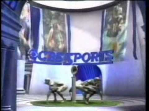 CBS Football Intro - September 1998